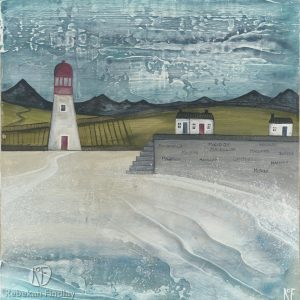Lighthouse & Harbour Wall